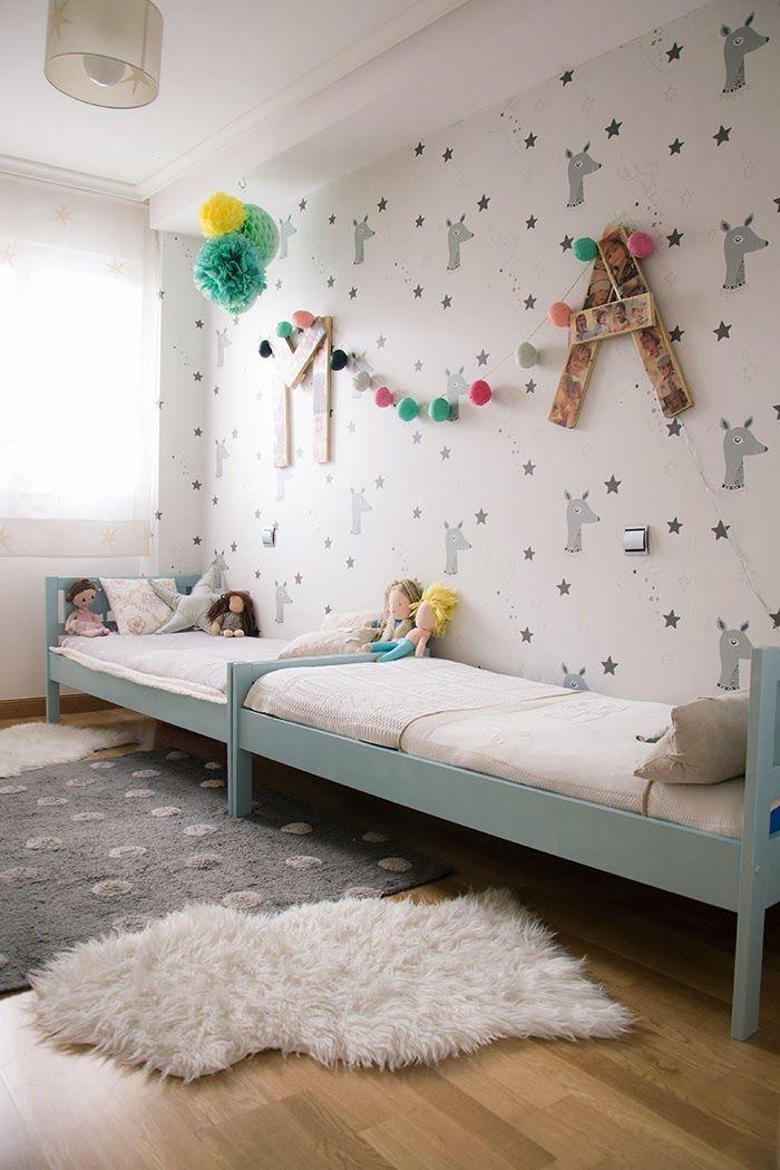 Habitaciones infantiles bonitas ni os que molan - Habitaciones infantiles ninos ...