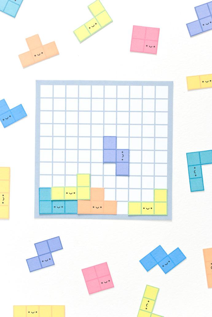 tetris-diy